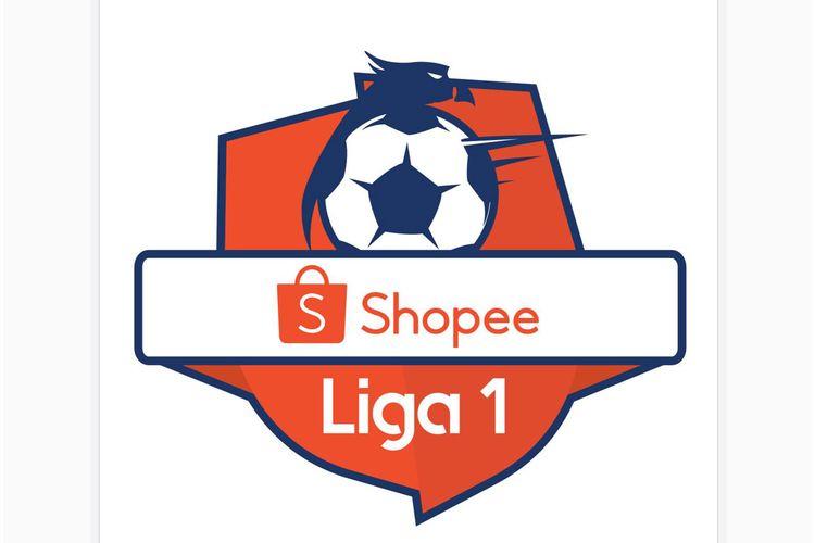 Logo resmi Shopee Liga 1 2019