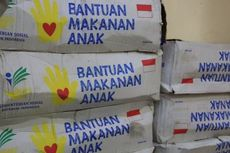 Ratusan ODP Corona di Kabupaten Bekasi Dapat Bantuan Sembako dari Gugus Tugas Covid-19