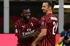 Sampdoria Vs AC Milan, Rossoneri Bertekad Menang demi Lima Besar
