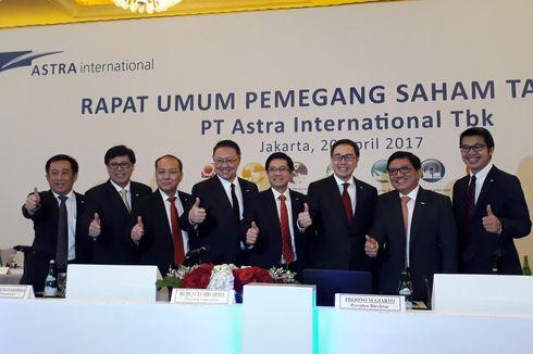 """Kuasai """"Market Share"""", Grup Astra Mau Bagi-Bagi"""