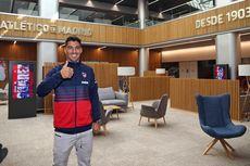Cara Unik Pemain Atletico Madrid dalam Menyambut Kedatangan Luis Suarez