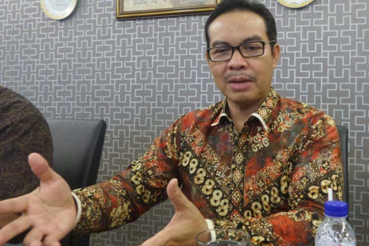 Bupati Kulon Progo Hasto Wardoyo