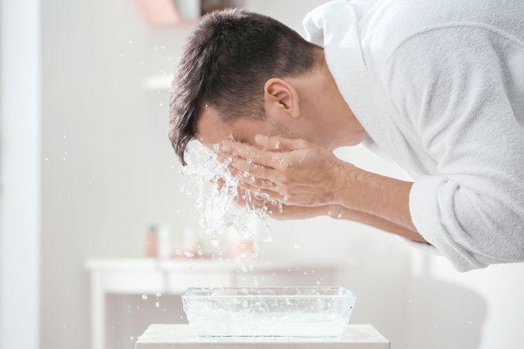 Adakah Manfaat Cuci Muka Dengan Air Teh Hijau Halaman All Kompas Com