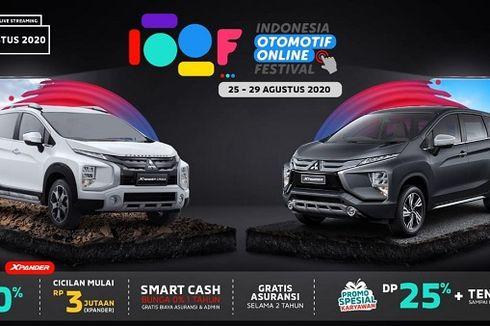 Di IOOF 2020, Rifat Sungkar dan Ringgo Agus Sosialisasikan Produk Unggulan Mitsubishi