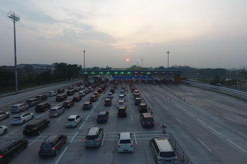 338.000 Kendaraan Puncaki Arus Balik Nataru 25-26 Desember