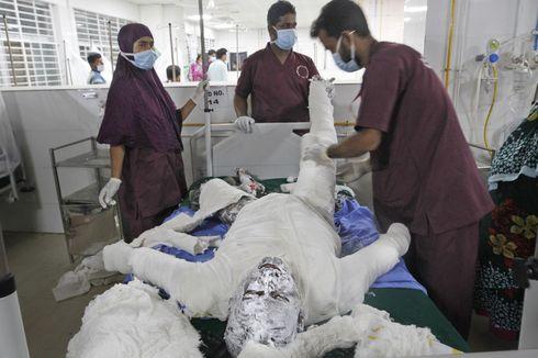 Korban Tewas dari Masjid yang Meledak di Bangladesh Bertambah jadi 16 Orang