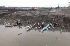 8 Kapal Nelayan Tenggelam di Kawasan Reklamasi Pantai Losari