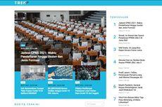 [POPULER TREN] Jadwal CPNS 2021 | Aturan dan Syarat Perjalanan PPKM Jilid II  Jawa-Bali