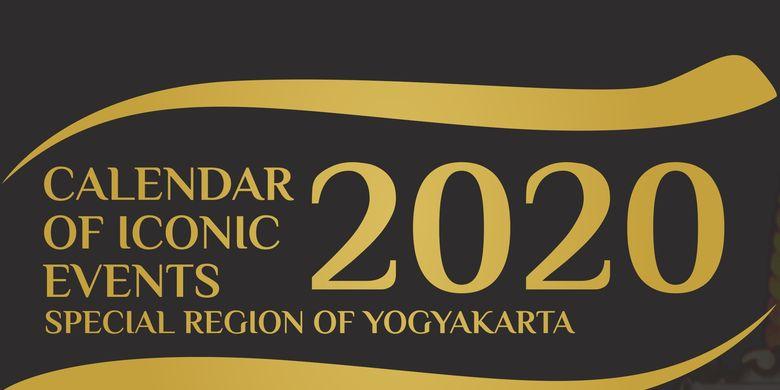 Berikut 21 Kalender Event Yogyakarta 2020 Yang Tidak Boleh Dilewatkan Halaman All Kompas Com