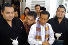 Mau Tonton Metallica, Jokowi Makan Banyak