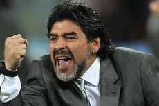 Lothar Matthaus Pilih Maradona Jadi Rival Paling Tangguh
