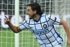 Cetak Gol Perdana untuk Inter Milan, Ini Reaksi Matteo Darmian