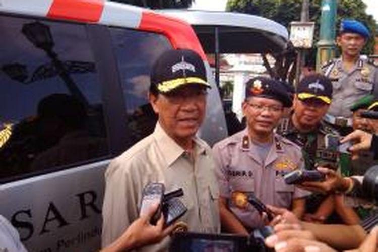 Sri sultan meminta masyarakat pendukung capres dan cawapres menjaga kamtibmas