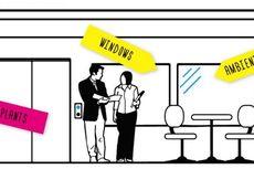 Demi Produktivitas, Begini Syarat Mendesain Interior Kantor yang Ideal!