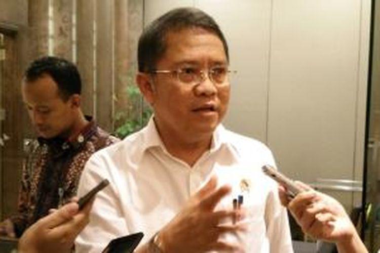 Menteri Komunikasi dan Informatika Indonesia Rudiantara