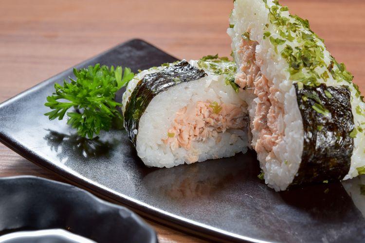 Resep Onigiri Tuna Mayo Kuliner Jepang Untuk Sarapan