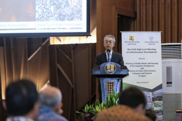 Indonesia dan Jepang saling bertukar pengalaman dalam menghadapi bencana.