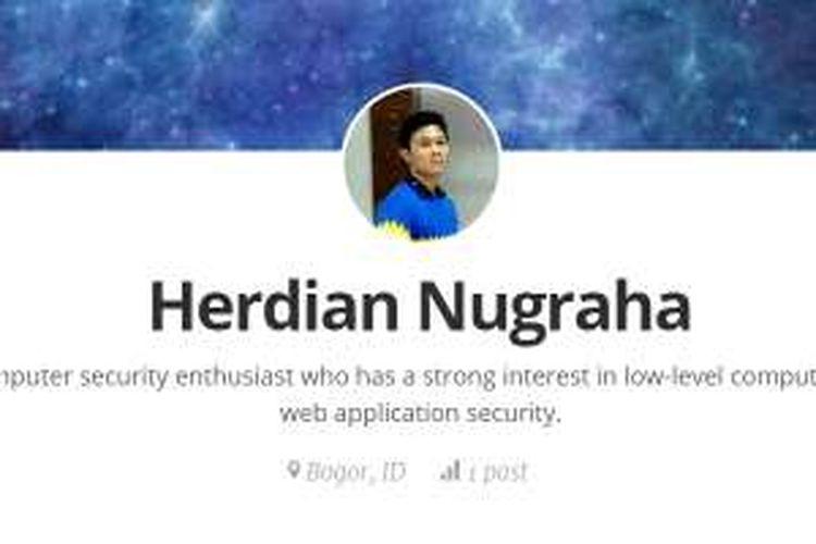 Blog Herdian Nugraha