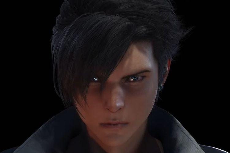 Ilustrasi karakter yang bisa dimainkan di game Final Fantasy XVI.