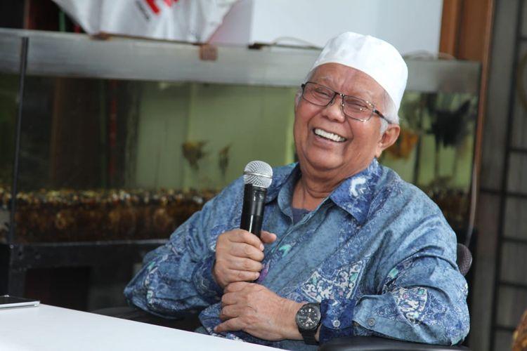 Salah satu pendiri yang juga mantan Ketua Majelis Syuro Partai Keadilan Sejahtera (PKS) Hilmi Aminuddin
