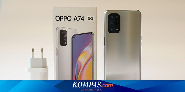 Oppo A74 5G, Ponsel 5G Termurah di Indonesia
