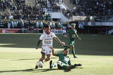 Hasil PSS Sleman Vs Bali United, Laga Berakhir Imbang Tanpa Gol