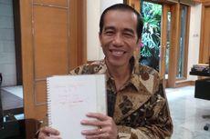 Jokowi Undang Warga Waduk Pluit Makan Siang