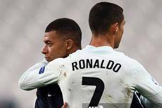Perancis Vs Portugal, Satu Kata dari Mbappe untuk Cristiano Ronaldo