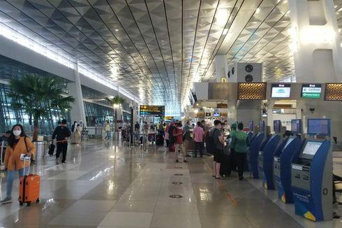 Angkasa Pura II Ketatkan Prosedur Kedatangan Penumpang Internasional, Termasuk India