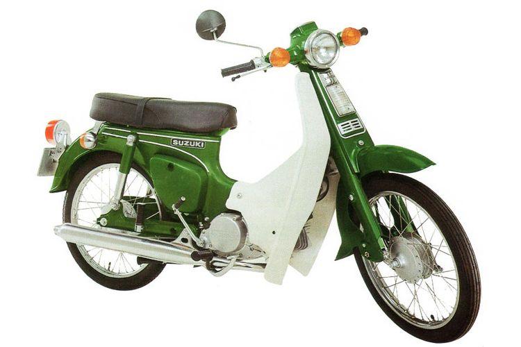 Suzuki FR 70.