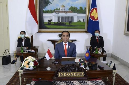 Jokowi Minta Kementerian Tak Persulit Izin Produksi APD
