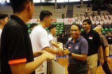 Menpora Apresiasi Kejuaraan Piala Presiden Bola Basket