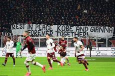 Kemenangan AC Milan, Persembahan bagi Kobe Bryant dan Keluarga