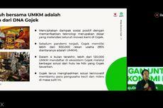 Gojek Dorong UMKM Go Digital