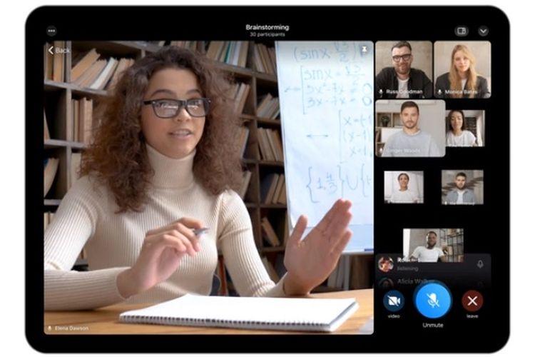 Fitur Group Video Call di aplikasi Telegram