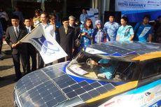Hari Kemerdekaan, Ekspedisi Mobil Tenaga Surya ITS Diluncurkan