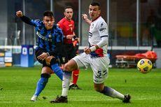 Inter Vs Crotone, Keluarga dan Hattrick Sempurna Lautaro Martinez