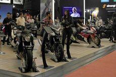 Honda Gairahkan IIMS Motobike Expo 2019