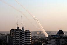 Israel Tangkis Serangan Roket dari Milisi Palestina