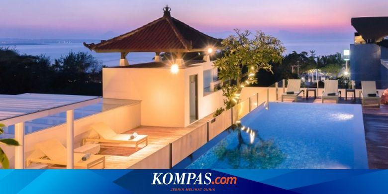 5 Pilihan Hotel Dekat Pantai Di Bali Harga Mulai Rp 300 000 An Halaman All Kompas Com