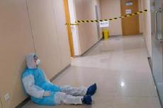22 Tenaga Kesehatan dan 7 Dokter RSUD Yogyakarta Terpapar Covid-19