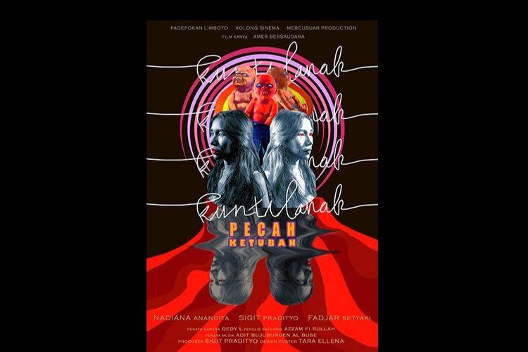 Poster film Kuntilanak Pecah Ketuban