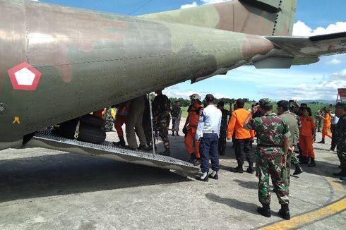 2 Heli TNI AD Diterbangkan ke Oksibil untuk Cari Helikopter MI-17
