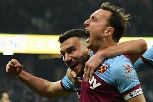 Gelandang West Ham Dekati Rekor Gol Penalti Lampard dan Gerrard