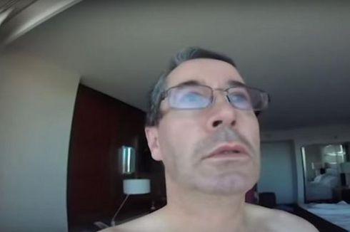 Pakai GoPro Terbalik, Selama Liburan Cuma Rekam Muka Sendiri