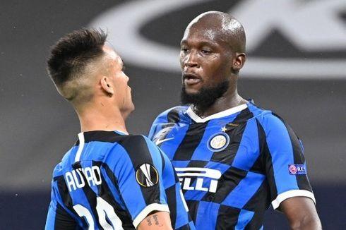 Babak Pertama Inter Milan Vs Getafe, Gol Romelu Lukaku Jadi Pembeda