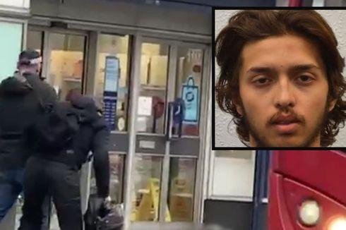 Teror Streatham, Pria Ini Ditembak Mati Setelah Tusuk 2 Orang