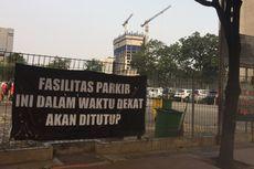 BERITA FOTO: Menengok Park and Ride MH Thamrin yang Akan Ditutup