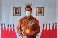 Terima Penghargaan Dewan Pers, Doni Monardo: Ini Medali Emas Pentahelix