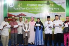 Turnamen Golf Batam Tarik Minat Ratusan Turis Asing